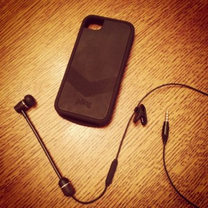 air-tube headset