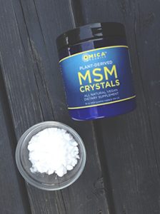 "MSM ""The Beauty Mineral"""